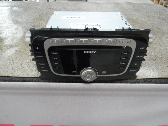 Vindem CD Player Ford Focus